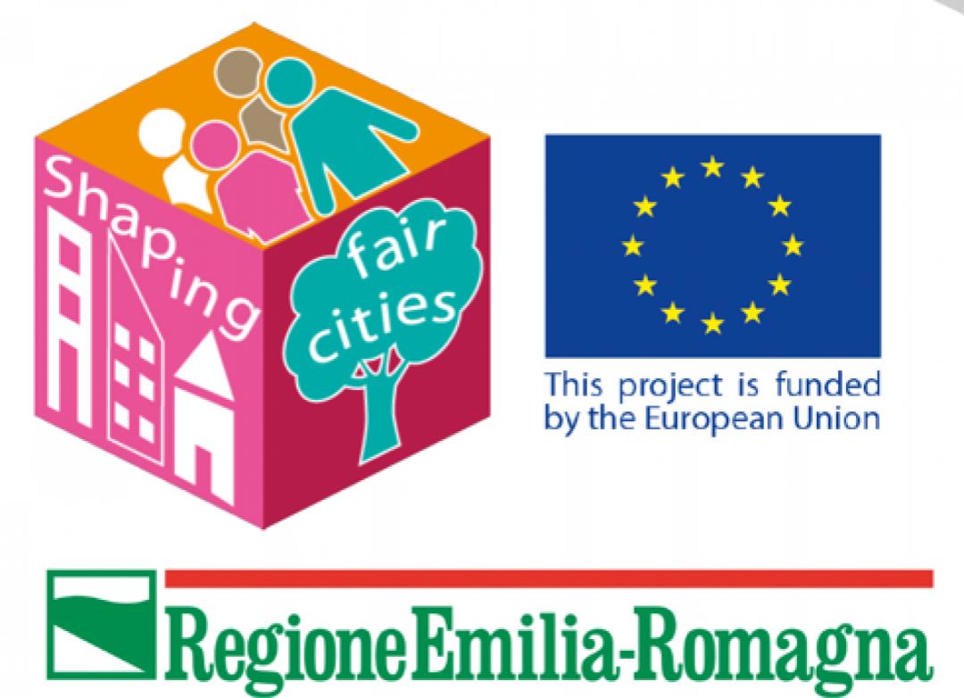 Shaping fair cities logo