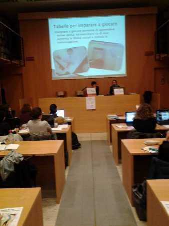 Corso di CAA febbraio 2016 presso Biblioteca Manfrediana di Faenza