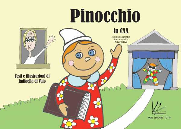 Pinocchio in CAA